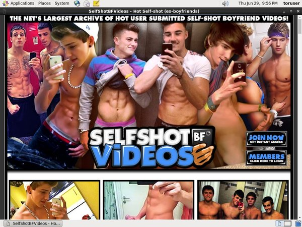 Selfshot BF Videos Member Account