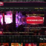 Stockbar.com With Iphone