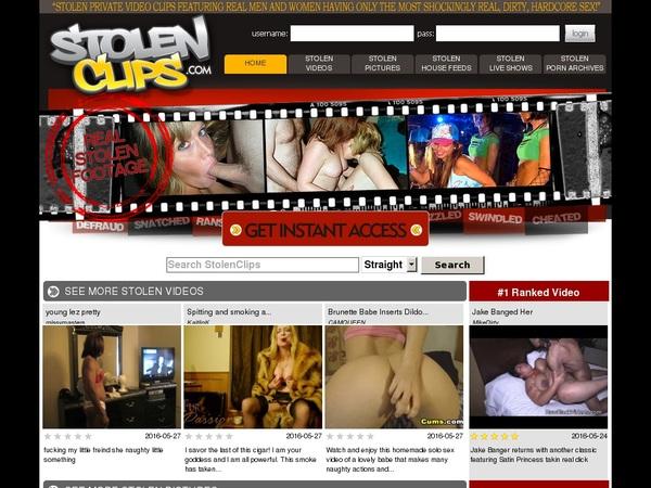 Stolenclips.com Gallaries