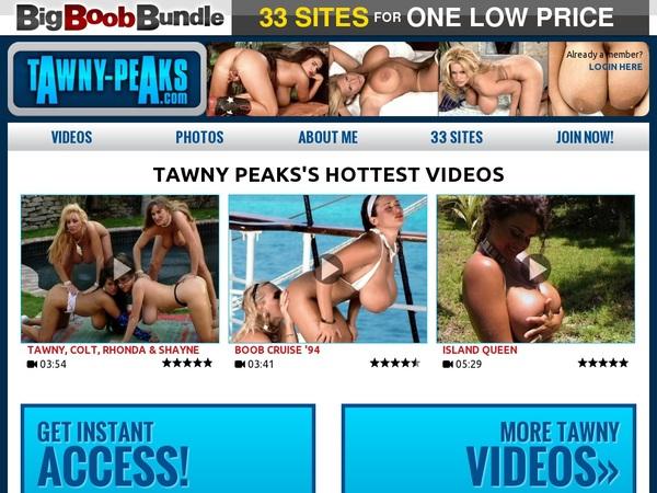 Tawny Peaks Discount Price