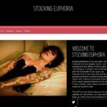 Freies STOCKING EUPHORIA