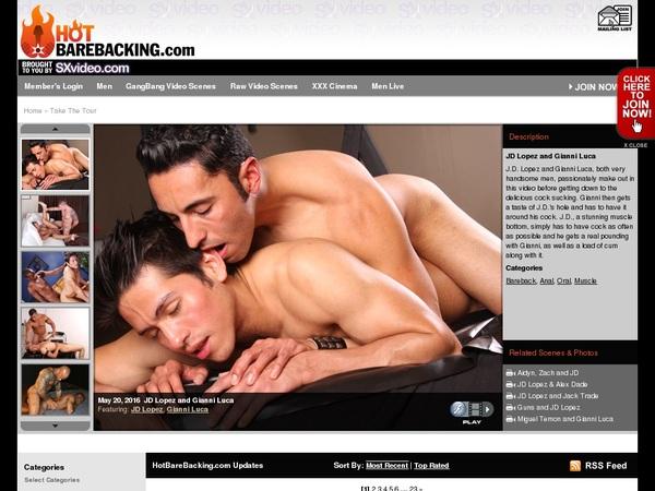 Hotbarebacking.com Sign Up
