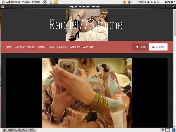 Raquel77simone Subscribe