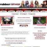 Rubber Rainwear Netbilling