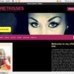 Secretkisses.modelcentro.com Paysite