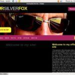 Free Yoursilverfox.modelcentro.com Membership