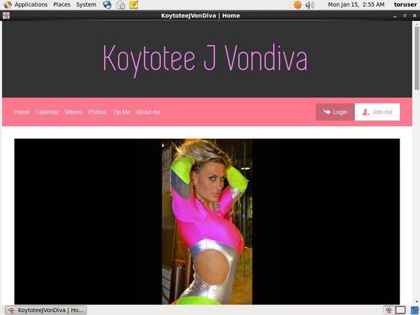 Koytoteejvondiva.modelcentro.com Discount Code