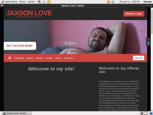 JaxsonLovexxx Discount Price
