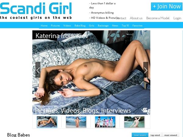 Scandi-girl.com Log In