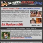 Norske Jenter Free Acounts