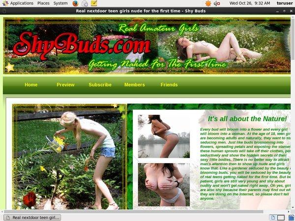 Shybuds.com Full Scene