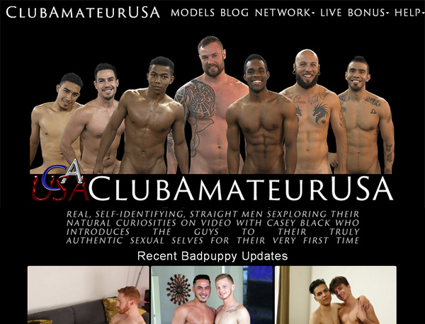 Free Password Club Amateur USA