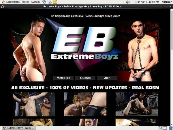 Extreme Boyz Eu Debit