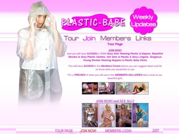 Plastic Babe Rocketpay