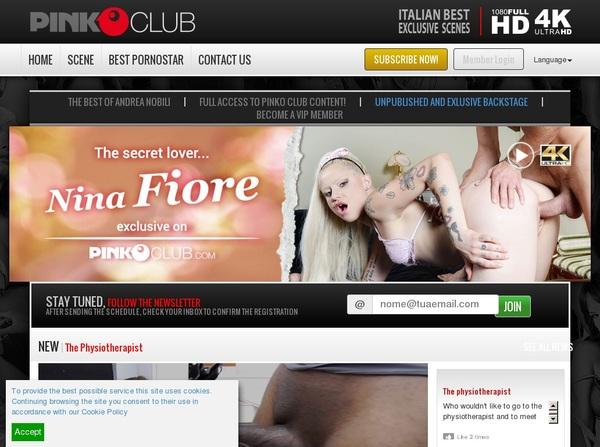 PinkO Club Cc Bill
